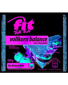 FIT FOR FUN BALANCE BROT 500g
