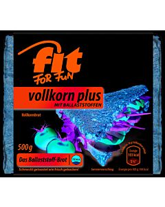 FIT FOR FUN VOLLKORN PLUS 500g