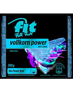 FIT FOR FUN POWER BROT MIT CHIA 500g